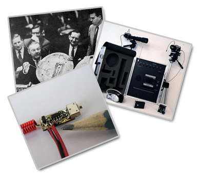 Micro vysílač